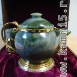 чайник из нефрита