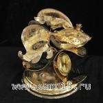 Настольные часы «Золотая рыбка»