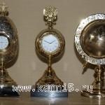 Набор сувениров с позолотой