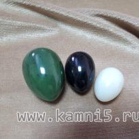 Нефритовые яйца для тренировки женских интимных мышц